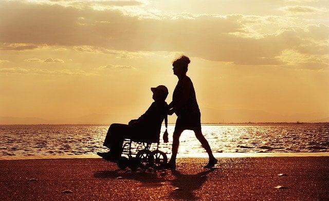 niepełnosprawny podróż