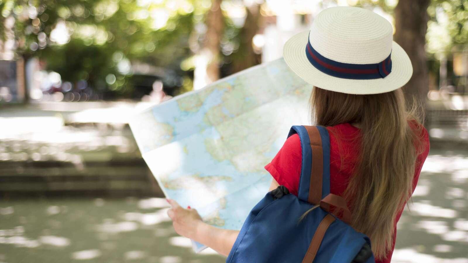 planowanie podróży dookoła świata